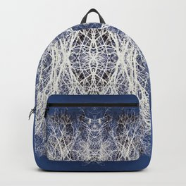 Silhouetted tree pattern Backpack