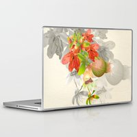 pomegranate Laptop & iPad Skins featuring Pomegranate. by Nato Gomes