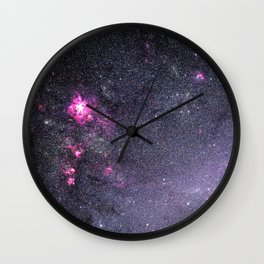 Large Magellanic Cloud, 1986 Wall Clock