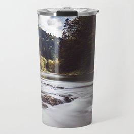 Dunajec River - Landscape and Nature Photography Travel Mug