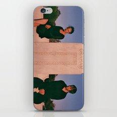 Funeral iPhone & iPod Skin