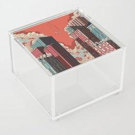 Dream - Free Fall Acrylic Box