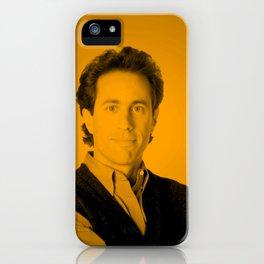 Jerry Seinfeld iPhone Case