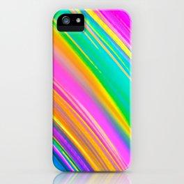 mint saturn iPhone Case