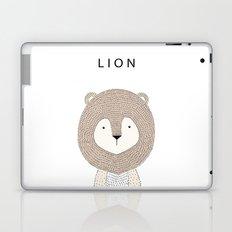 Cute Little Lion Laptop & iPad Skin