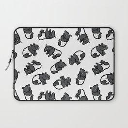 Malayan tapir Laptop Sleeve