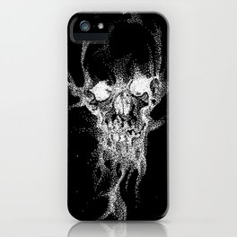 SAND SKULL iPhone Case