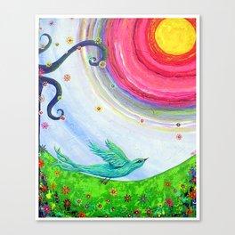 Spirit Canvas Print