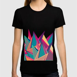 Triangles Intensive (White) T-shirt