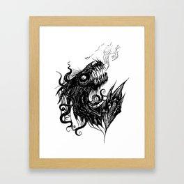Cornchip Framed Art Print