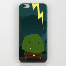 Glooming Ork iPhone Skin