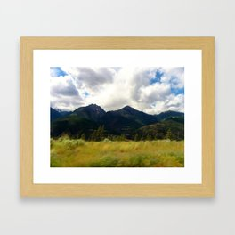 Untitled 14.  Framed Art Print