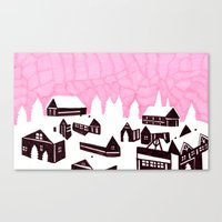 finland Canvas Prints featuring Finland  by or livneh