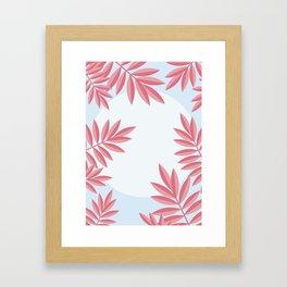 Summer Jungle, Night Framed Art Print