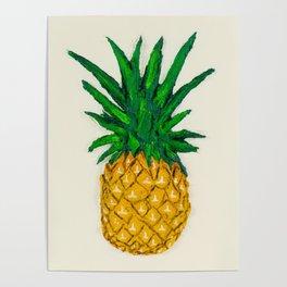 Pineapple Nana Poster