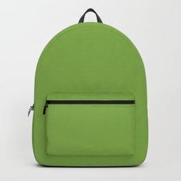 Basic Colors Series - Greenery - Pantone 2017 Backpack