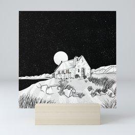 The Church of the good shepherd Lake Tekapo Mini Art Print