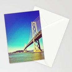 Bay Bridge  Stationery Cards