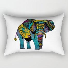 Elephant of Namibia Rectangular Pillow
