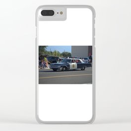 mayberry Clear iPhone Case