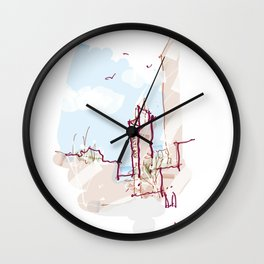 SLK Wall Clock