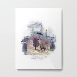 Holmes, Sherlock Metal Print