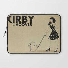Kirby Hoover Laptop Sleeve