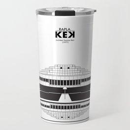 Architecture of Rapla KEK Travel Mug