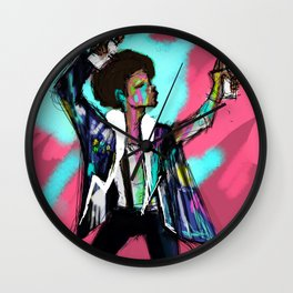 The Get Down Wall Clock