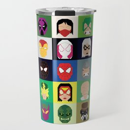 Sp1derman & Co Travel Mug