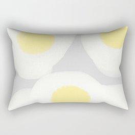 Egg / poster, art print, pictures, scandinavian, nursery, deco, saying, christmas, sarcasm, eg Rectangular Pillow