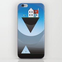 Go get the mail! iPhone Skin