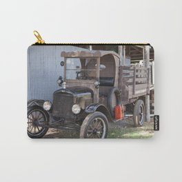 Old For Livestock Transport Carry-All Pouch