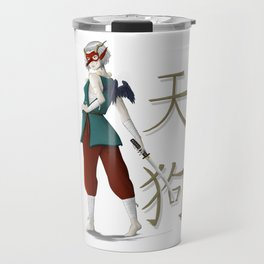 Tengu Woman Travel Mug