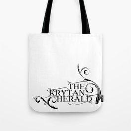 The Krytan Herald Tote Bag