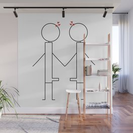 Lover Boy Wall Mural