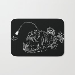 The Angler Bath Mat