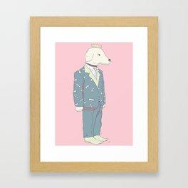 Bo Framed Art Print
