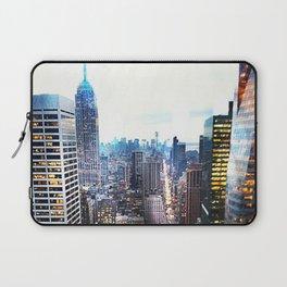 City Lights Laptop Sleeve