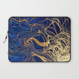 Linear Chaos Cool Laptop Sleeve