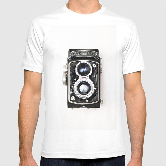 Yashica Retro Vintage Camera T-shirt