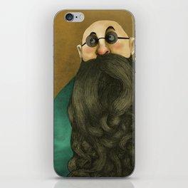 Beard iPhone Skin