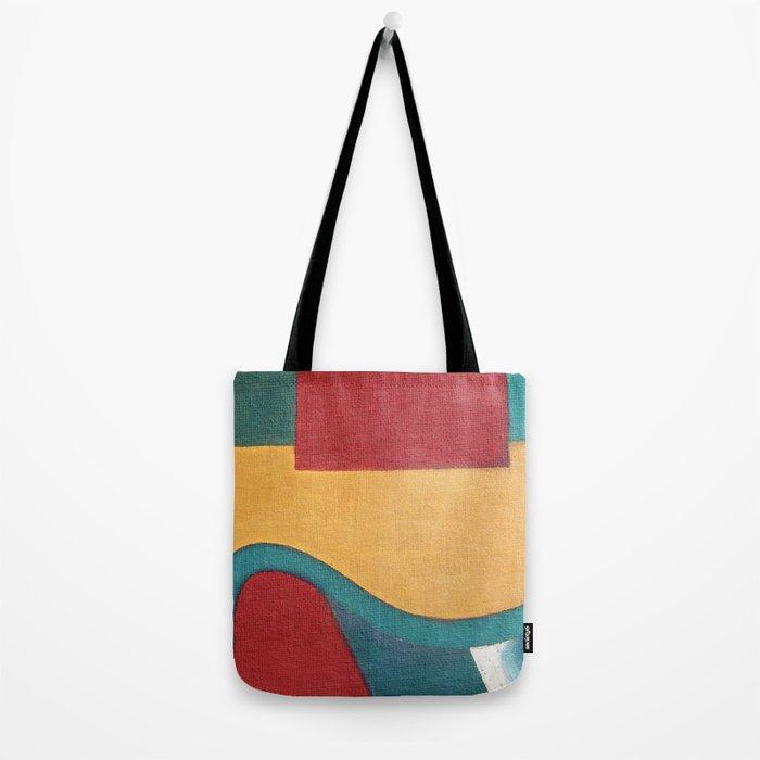 Sandy Path Tote Bag