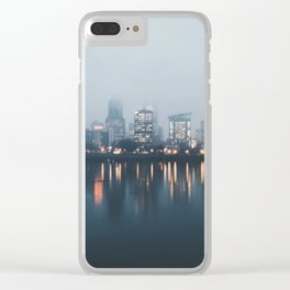 Portland II Clear iPhone Case
