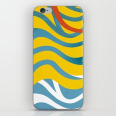 Agua iPhone & iPod Skin