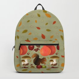 Hello Autumn! Backpack