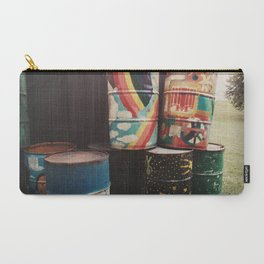 Colorful Cans Carry-All Pouch