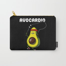 Avocado Vegan Avocardio Cardio Fitness Carry-All Pouch