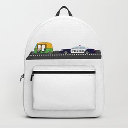 High Speed Chase Backpack