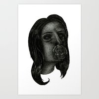 Ignorance Art Print